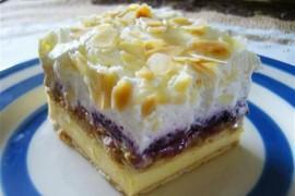 Niebiański chłód, czyli sposób na ciasto bez pieczenia!
