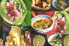 """Wygraj książkę z przepisami Julie Schwob – ,,Tajskie smaki"""""""
