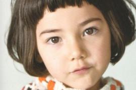 Fryzury dla dziewczynki – krótkie i średniej długości włosy