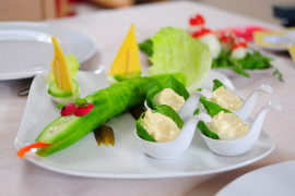 Zabawy dla niejadków, które zachęcą dzieci do jedzenia warzyw i owoców
