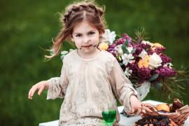 Fryzury dla małych dziewczynek – 8 inspiracji