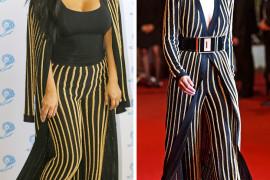 24 CELEBRYTKI w tych samych sukienkach – która wygląda LEPIEJ?
