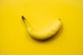 Maseczka do twarzy z banana