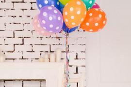 Dekoracje DIY na urodzinowe przyjęcie dziecka!