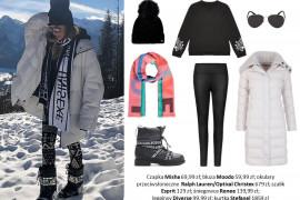 Zimowe stylizacje dla aktywnych i stylowych kobiet!