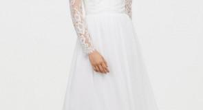 ŚLUB 2019: Tanie suknie ślubne dla minimalistek (już od 150 zł)