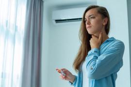 Ból gardła od klimatyzacji – co stosować, aby pozbyć się bólu?