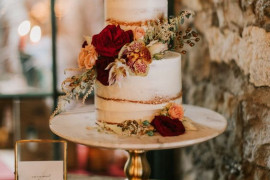 ŚLUB 2019: Dekoracje, sesja, menu, aranżacje stołu na JESIENNY ŚLUB!