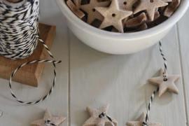 DIY: Ozdoby choinkowe za grosze! W stylu ekologicznym, zero waste!