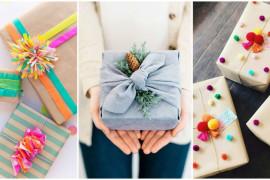 6 pomysłów na efektywne pakowanie prezentów w zgodzie ze środowiskiem!