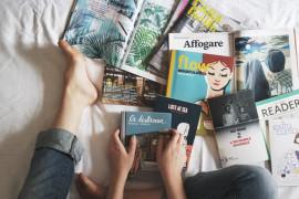 10 genialnych pomysłów na eksponowanie i przechowywanie książek