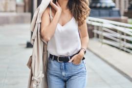 Co założyć do jeansów? 10 modnych stylizacji, w których będziesz czuła się bosko!