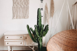 TOP: 10 pomysłów na urządzenie domu w stylu BOHO! Rattanowe i bambusowe dodatki