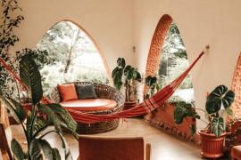TOP: Mieszkanie w stylu Boho Chic! 10 inspiracji, jak urządzić kącik wypoczynkowy!