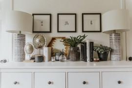 HOME DECOR: 10 inspiracji na jasne i przytulne wnętrze za grosze